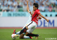 Urawa Reds scrape to draw