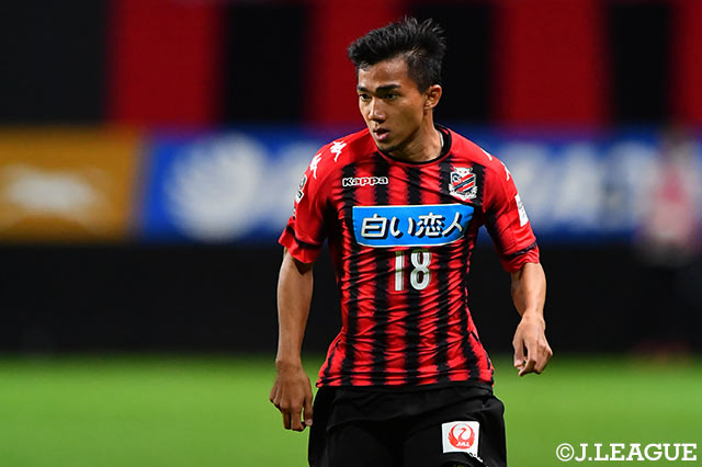 Chanathip named AFF Player of the Year at gala:J. LEAGUE.JP