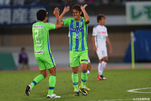 Bellmare continue march to promotion