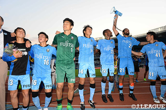 Frontale join Cerezo in YBC Levain Cup final