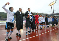 F. Marinos beat Antlers to open up title race