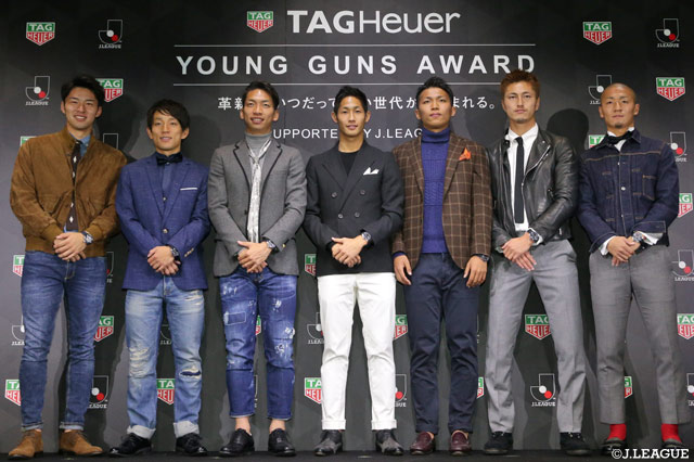 受賞選手11人が決定!【TAG Heuer YOUNG GUNS AWARD】