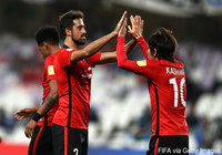 Mauricio brace give Urawa fifth place in Club World Cup