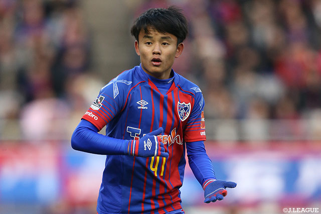 Kubo nets twice as FC Tokyo capture Asia Challenge