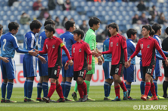 U-18Jリーグ選抜が日本高校サッカー選抜に敗れ、6年ぶり勝利ならず【サマリー:NEXT GENERATION MATCH】