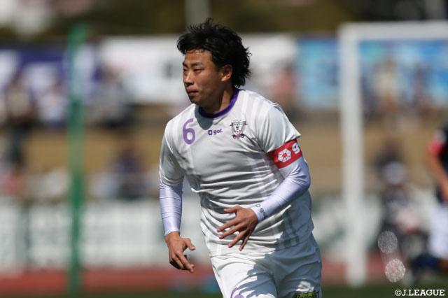 DF福王が現役引退を発表【藤枝】