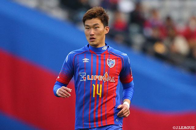 DFチャン ヒョンスがキャプテンに就任【FC東京】