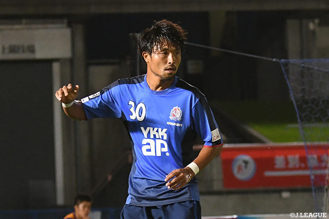 DF近藤が現役引退を発表【岡山】