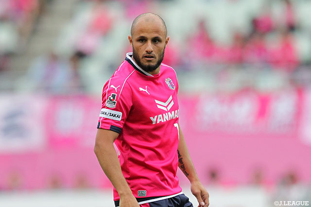 Former Cerezo striker Bruno joins Albirex
