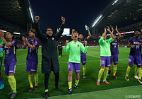 Sanfrecce seals comeback at Urawa Reds