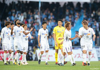 Sanfrecce edge Frontale to stay top