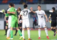 Jo fires Nagoya Grampus to Sanfrecce victory