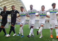 Frontale, Antlers & Reysol through to Levain Cup last eight