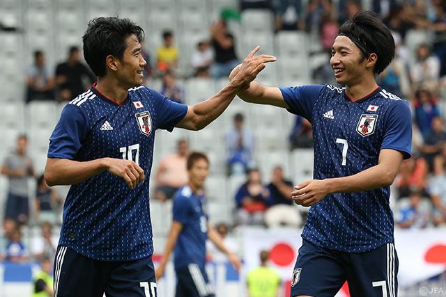 香川、乾らが躍動!パラグアイに逆転勝利でW杯に弾みをつける【サマリー:国際親善試合 日本vsパラグアイ】