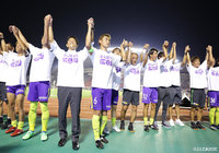 Sanfrecce pick up where they left off with Gamba win