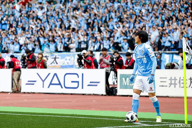 明治安田生命J1リーグとW杯の得点パターンを比較!【Jリーグ】