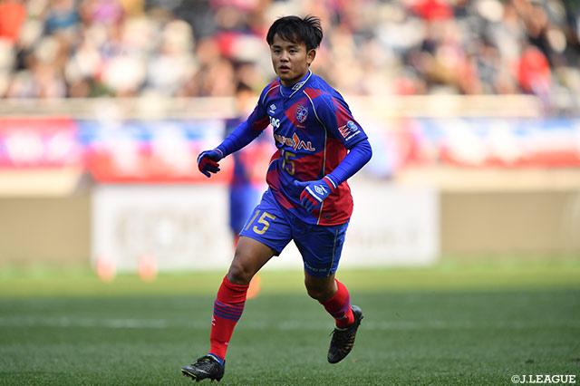 FC東京よりMF久保が期限付き移籍加入【横浜FM】