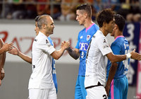 Torres scores first Sagan Tosu goal in Emperor's Cup