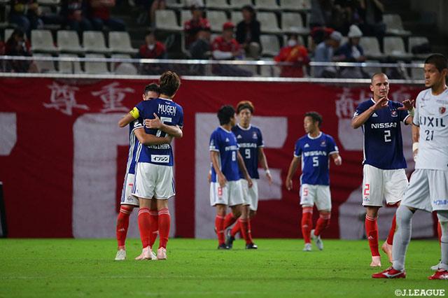 劇的勝利の横浜FMが決勝へ前進!柏と湘南の一戦はドロー決着【サマリー:ルヴァンカップ 準決勝 第1戦】