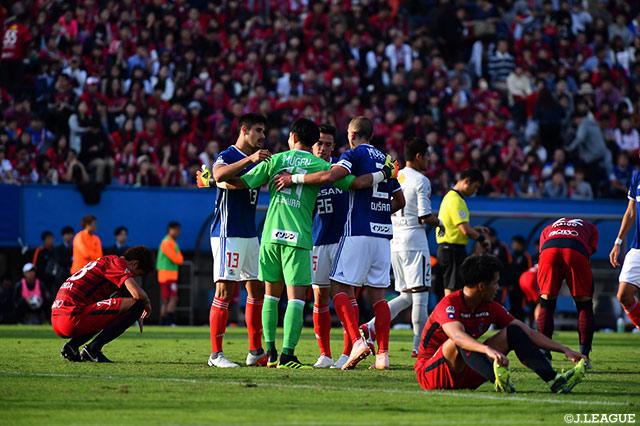決勝は神奈川ダービーに!湘南と横浜FMがタイトルを懸けて激突【サマリー:ルヴァンカップ 準決勝 第2戦】