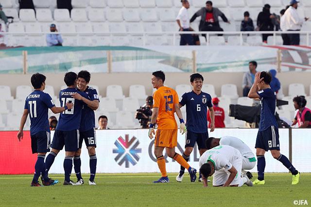 サウジアラビアの猛攻凌ぎ、8強進出! 冨安の代表初ゴールが決勝点に【サマリー:AFC アジアカップ UAE 2019 ラウンド16 日本vsサウジアラビア】