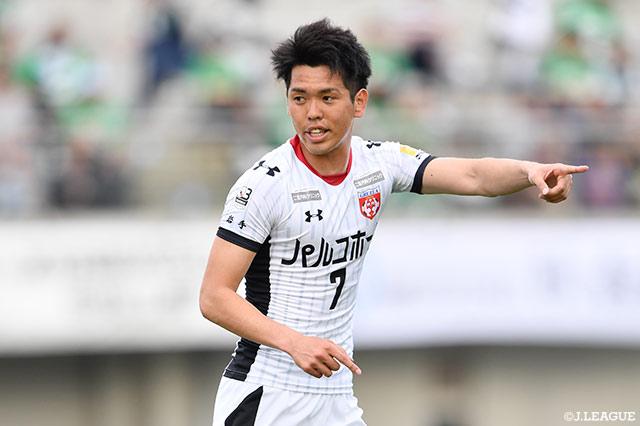 MF益子がプロサッカー選手を引退【岩手】