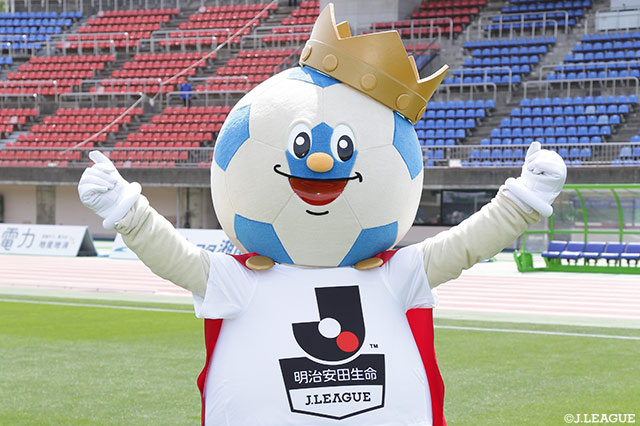 2/22(金)C大阪vs神戸(@ヤンマー)にJリーグキングが来場!【C大阪】