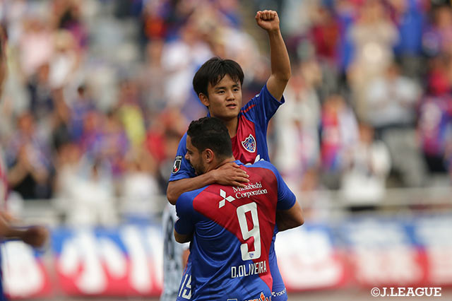 FC東京が札幌を下し勝点を30に伸ばす!白熱の大阪ダービーはG大阪が制す【サマリー:明治安田J1 第12節】