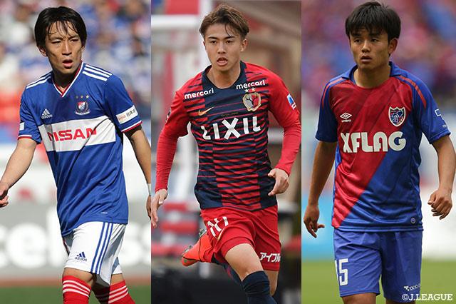 コパ・アメリカに出場しているJリーグ所属13選手のプレースタイルは?横浜FMの三好はあらゆる攻撃スタッツで高い数値を示す【Jリーグ】