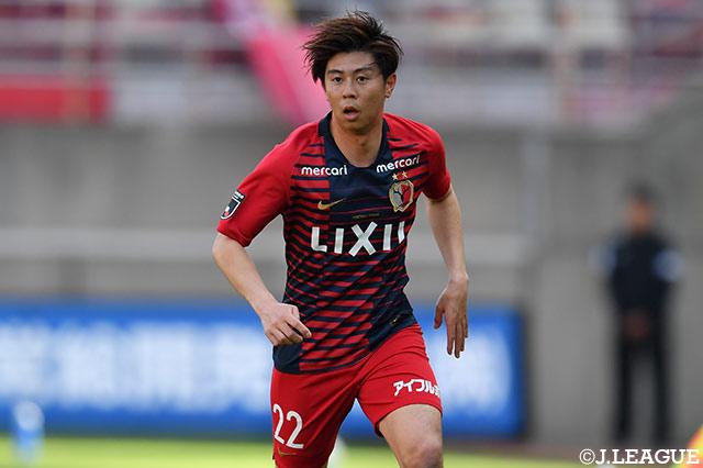 DF安西がポルティモネンセSCへの完全移籍【鹿島】:Jリーグ.jp