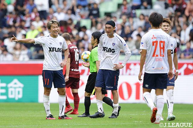 FC東京、4試合ぶり白星で首位の鹿島に勝点で並ぶ! 6戦無敗の横浜FMが1差で追走【サマリー:明治安田J1 第29節】