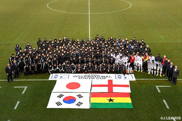 「2019Jリーグインターナショナルユースカップ」開催が決定~Jクラブ、海外クラブ 計8クラブが参加~【インターナショナルユースカップ】