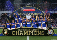 Yokohama F.Marinos clinch J1 League for the fourth time after a 15 years hiatus!
