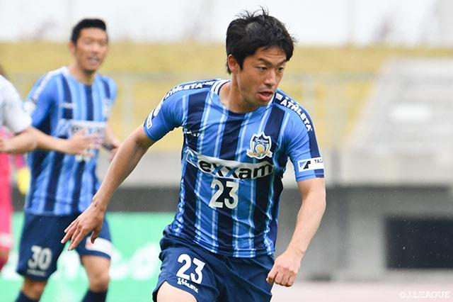 MF西が現役引退を発表【讃岐】