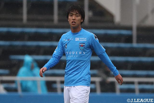 横浜FCよりMF山本が完全移籍加入【YS横浜】