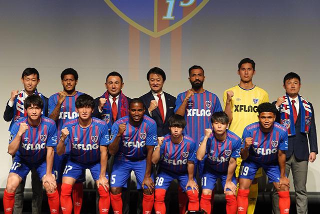「FC東京新体制発表会」「2020F.C.TOKYO NIGHT in SHIBUYA」開催!【FC東京】