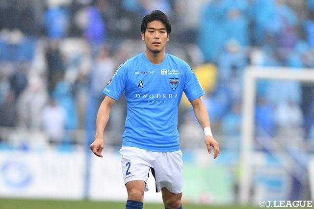 横浜FCよりDF藤井が完全移籍加入【福岡】