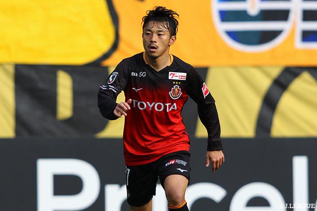 練習試合で横浜FCに勝利【名古屋】