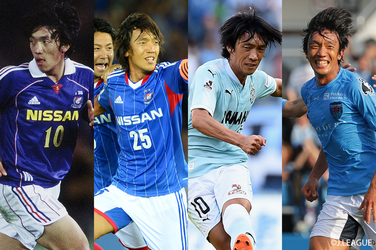 International Japanese players in their J.League Days: #3 Shunsuke Nakamura