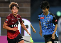 The League Cup restarts after a six months hiatus – Defending champions Kawasaki Frontale travel to Kashima Antlers