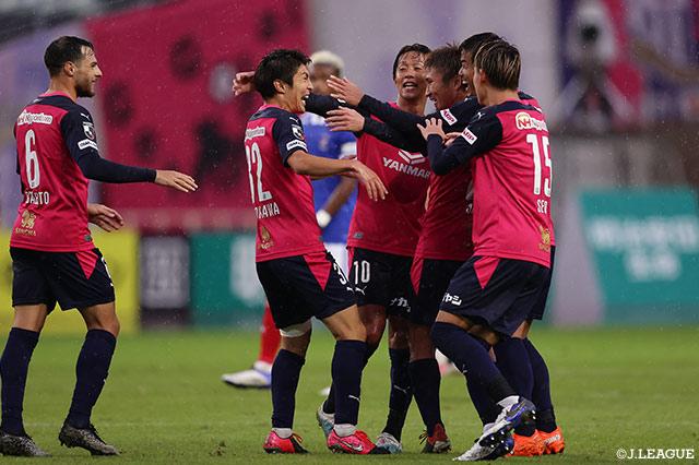 奥埜、豊川が揃って2ゴール!C大阪が横浜FMを下し2連勝を飾る【サマリー:明治安田J1 第23節】