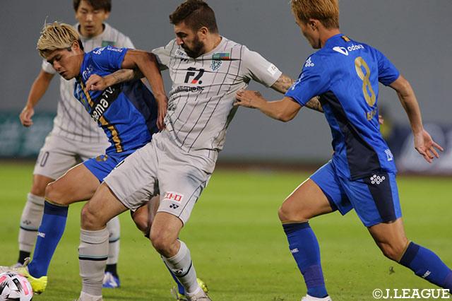 町田の牙城を崩せず首位福岡の連勝は12でストップ 3試合ぶり白星の長崎が3位に浮上!【サマリー:明治安田J2 第28節】