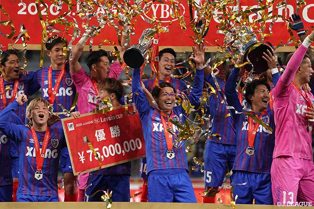 FC東京優勝における村井チェアマンコメント