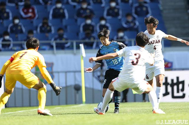 選抜 サッカー 2021 高校 日本 日本高校選抜 サッカー