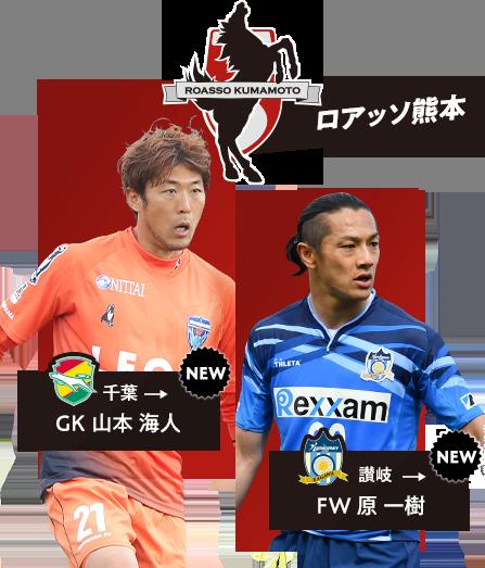 ロアッソ熊本vsAC長野パルセイロ:2019Jリーグ開幕特集:Jリーグ.jp