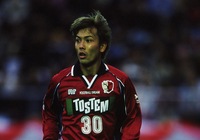2000年 鈴木隆行(鹿島)