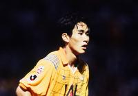 1996年 斉藤俊秀(清水)