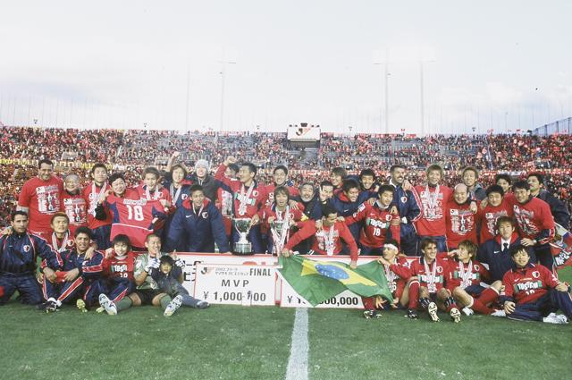 2002年のJリーグ