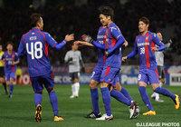 ACL プレーオフ FC東京vsチョンブリ