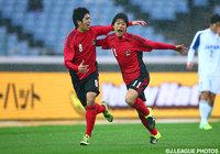 NEXT GENERATION MATCH U-18 Jリーグ選抜vs日本高校サッカー選抜